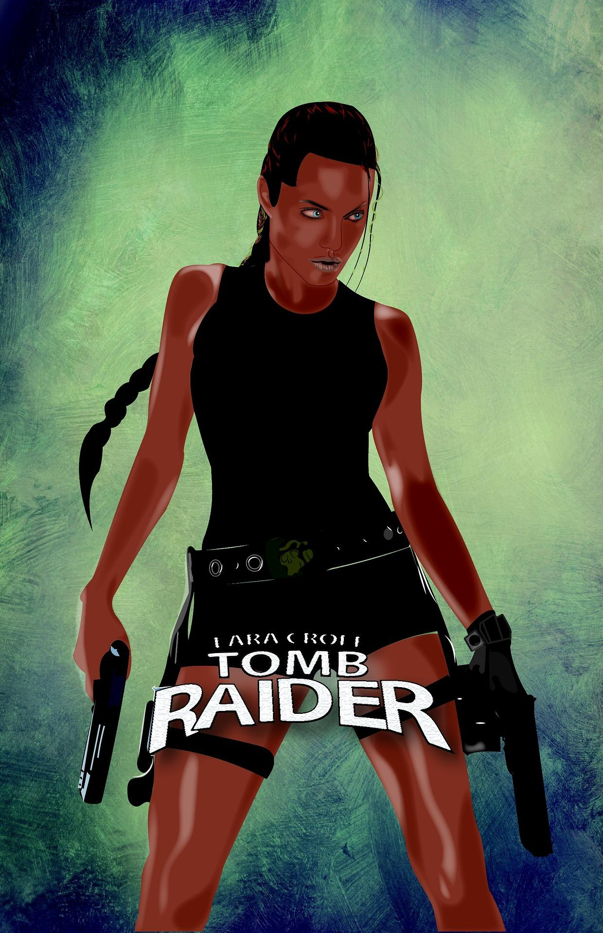 Hayati info wiki al3ab video games lara croft tomb raider pc android