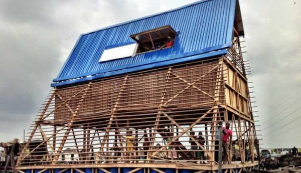 Makoko floating school nigeria