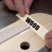 Video youtube papper cut wood